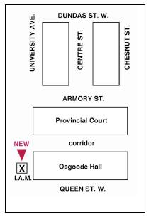 LDP Map