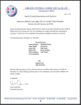 Health & Safety Nominations and Elections -Toronto Aircraft Services and CEQ