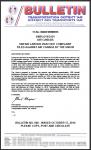 Unfair Labour Practice Complaint Filed Against Air Canada By The Union -District 140 Bulletin #68