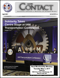 April 2017 Issue of Contact
