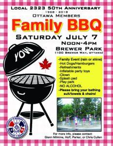 YOW Family BBQ @ Brewer Park | Ottawa | Ontario | Canada